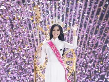 Cận cảnh nhan sắc tân Hoa hậu Việt Nam 2020