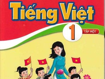 Sách Tiếng Việt 1 Cánh Diều: Sai từ gốc nên nhất định phải thu hồi rồi mới sửa