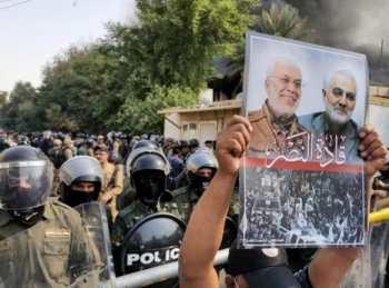 Iraq trọng dụng tướng bị Mỹ thất sủng để làm suy yếu lực lượng do Iran hậu thuẫn