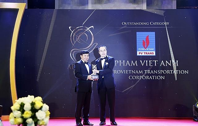 pvtrans dat giai thuong the asia pacific entrepreneurship awards 1115