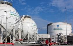 Kho cảng PV GAS Vũng Tàu tiếp nhận chuyến tàu LPG lạnh thứ 100