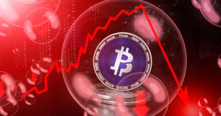 bitcoin da co 90 lan giam gia trong nam 2018