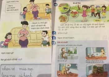 Cả 4 cuốn Tiếng Việt 1 có