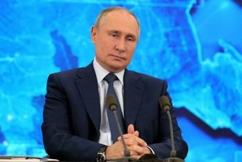 Khi nào Tổng thống Nga Putin tiêm vaccine Covid-19?