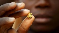 ghana nghi cong ty trung quoc dao vang trai phep ban qua uae