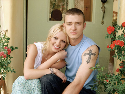 timberlake han britney spears trut gian khi viet cry me a river