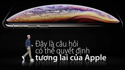 day la cau hoi co the quyet dinh tuong lai cua apple