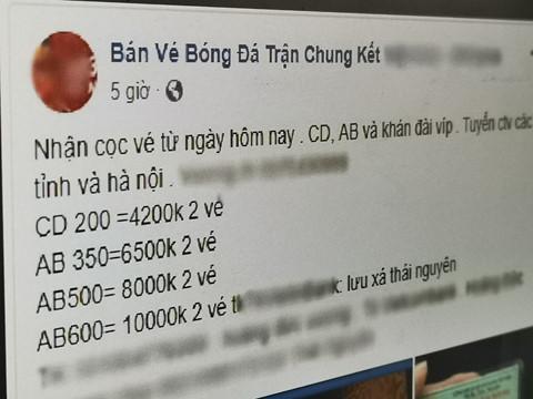 phe ve lap page chay quang cao facebook de ban ve cho den