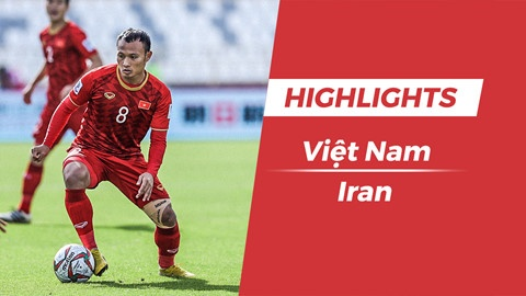 Highlights Asian Cup 2019: Việt Nam 0-2 Iran