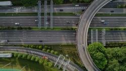 Công nghệ thu phí ôtô vào trung tâm ở Singapore
