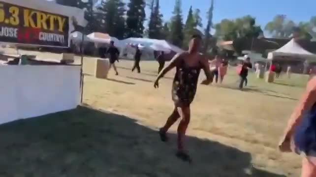 Xả súng ở lễ hội ẩm thực Mỹ