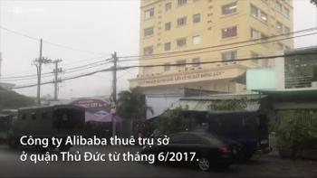 Chủ tịch Công ty địa ốc Alibaba bị bắt